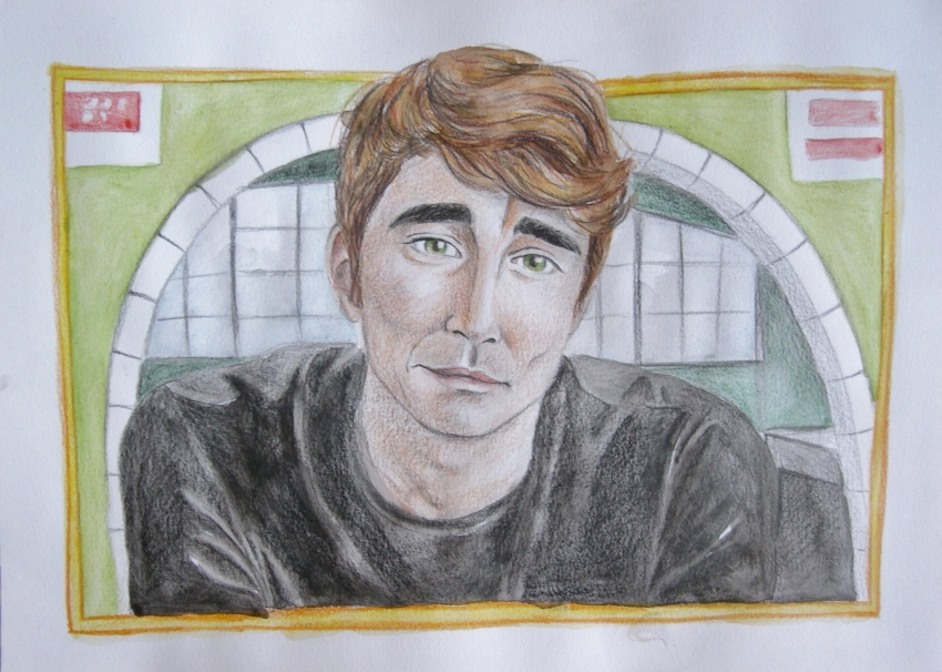 Lee Pace by Garance55